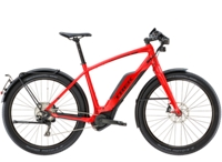 Trek Super Commuter+ 8S 55cm Viper Red - Radsport Jachertz