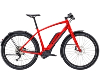 Trek Super Commuter+ 8 45cm Viper Red - Bike Maniac