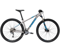 Trek X-Caliber 7 15.5 (27.5) Matte Metallic Gunmetal - Bike Maniac