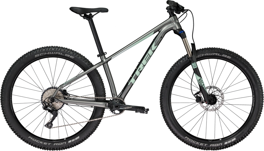 Trek Roscoe 7 Womens 18.5 Matte Anthracite - Trek Roscoe 7 Womens 18.5 Matte Anthracite
