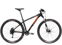 Trek X-Caliber 8 13.5 (27.5) Trek Black/Firebrand - Bike Maniac