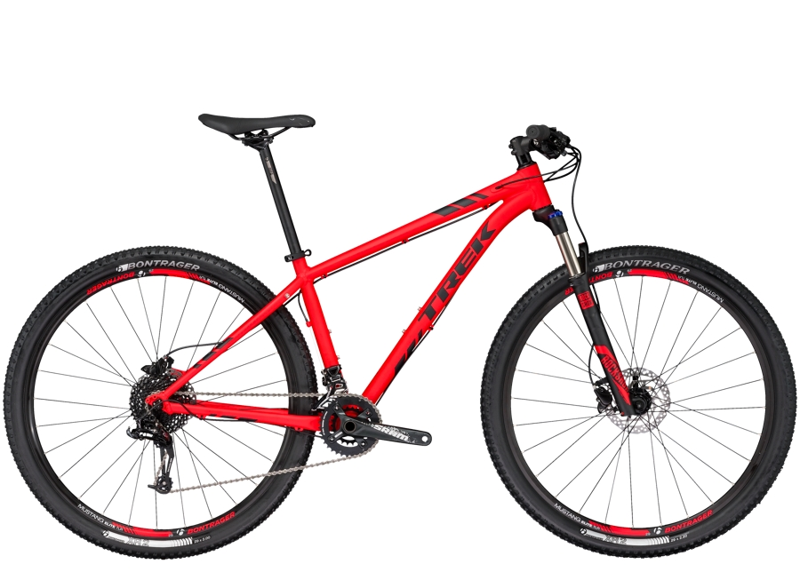 Trek X-Caliber 8 17.5 (29) Matte Viper Red - Trek X-Caliber 8 17.5 (29) Matte Viper Red