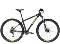 Trek X-Caliber 9 21.5 (29) Matte Trek Black/Volt Green - Veloteria Bike Shop