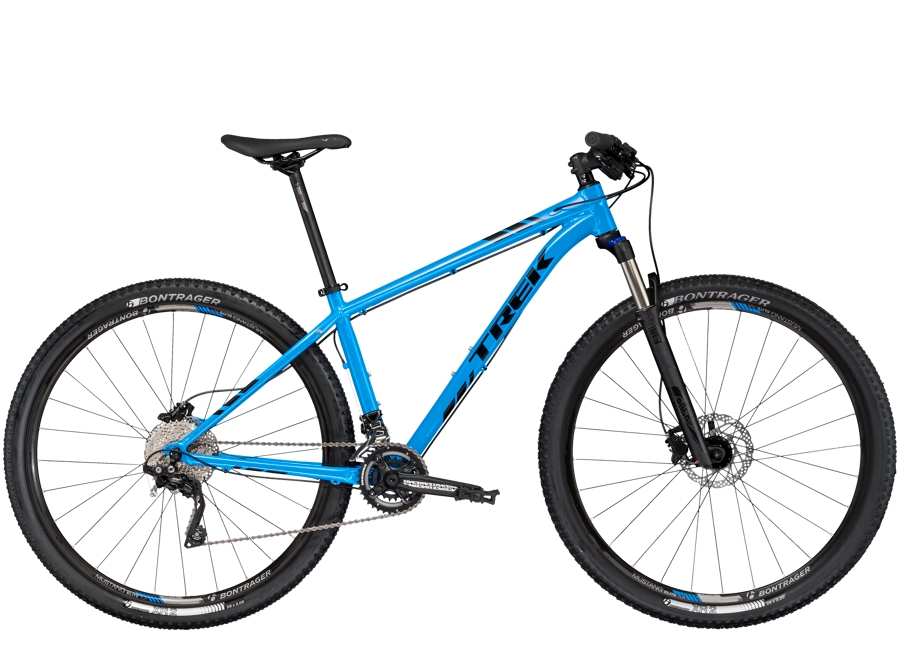 Trek X-Caliber 9 13.5 (27.5) Waterloo Blue - Trek X-Caliber 9 13.5 (27.5) Waterloo Blue