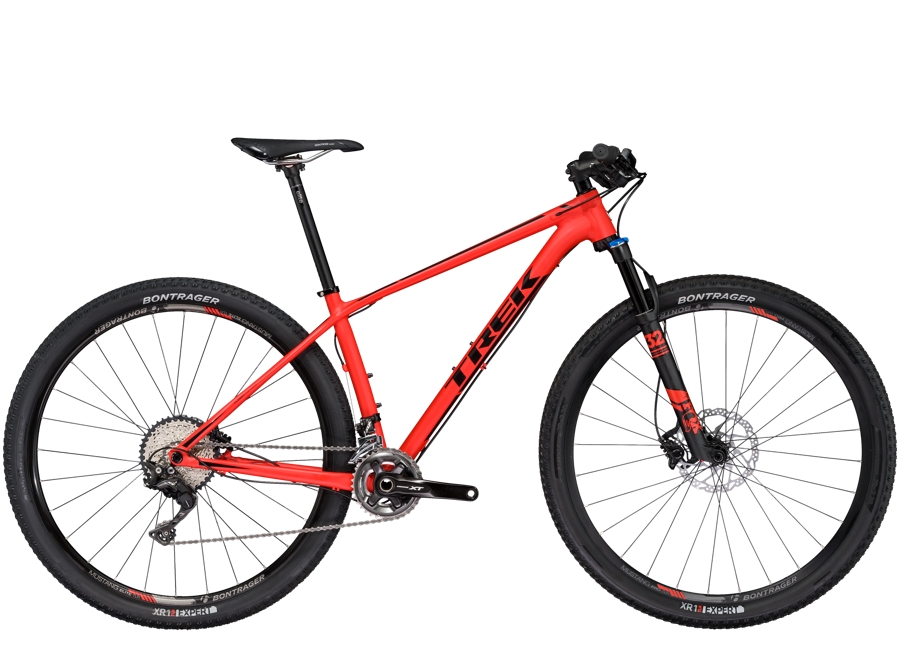 Trek Superfly 7 18.5 (29) Matte Viper Red - Trek Superfly 7 18.5 (29) Matte Viper Red