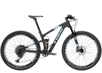 Trek Top Fuel 9.8 SL Womens 18.5 (29) Matte Trek Black - Zweirad Homann