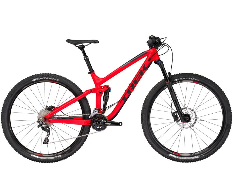 Trek Fuel EX 7 29 17.5 Matte Viper Red - Trek Fuel EX 7 29 17.5 Matte Viper Red