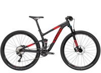 Trek Top Fuel 8 15.5 (27.5) Trek Black - Radel Bluschke