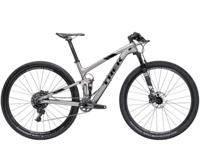 Trek Top Fuel 9.7 15.5 (27.5) Matte Metallic Gunmetal - Radel Bluschke