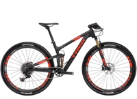 Trek Top Fuel 9.9 Race Shop Limited 15.5 (27.5) Matte Trek Black/Viper Red - Bike Maniac