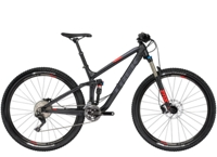Trek Fuel EX 8 29 15.5 Matte Trek Black - Bike Maniac