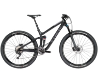 Trek Fuel EX 8 29 XT 18.5 Matte Trek Black - schneider-sports