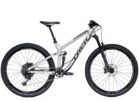 Trek Fuel EX 8 29 17.5 Matte Quicksilver - Radsport Jachertz