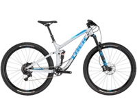 Trek Fuel EX 9 29 15.5 Matte Quicksilver - Bike Maniac