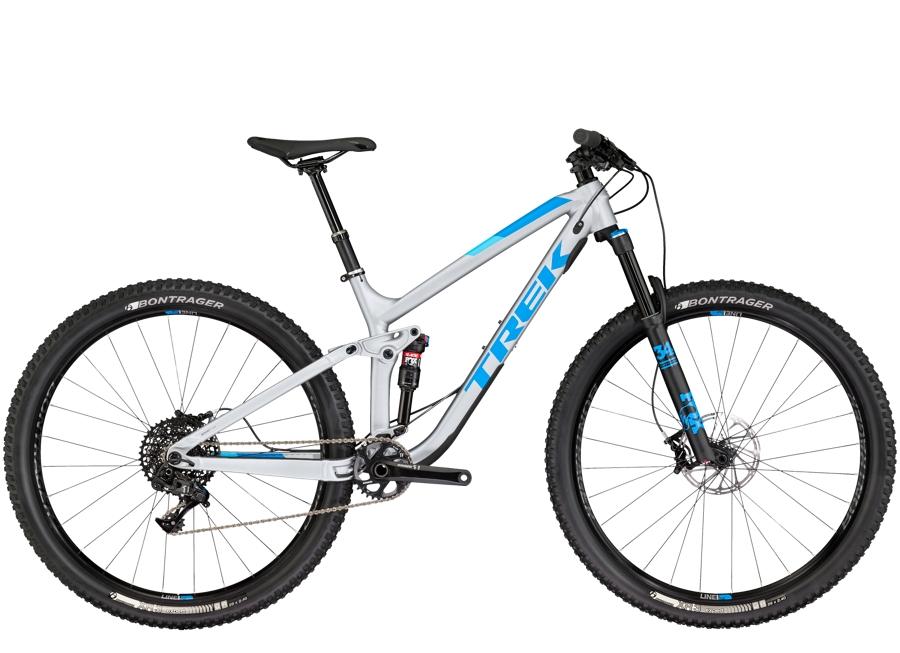 Trek Fuel EX 9 29 17.5 Matte Quicksilver - Trek Fuel EX 9 29 17.5 Matte Quicksilver
