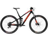 Trek Fuel EX 9.7 29 15.5 Trek Black/Roarange - Bike Maniac