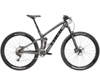 Trek Fuel EX 9.8 29 15.5 Matte/Gloss Black - Bikedreams & Dustbikes