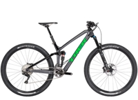 Trek Fuel EX 9.8 29 15.5 Charcoal/Black/Green-P1 - Bikedreams & Dustbikes