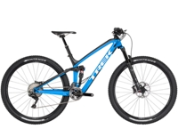 Trek Fuel EX 9.8 29 15.5 Matte Blue/Black/White-P1 - Bikedreams & Dustbikes