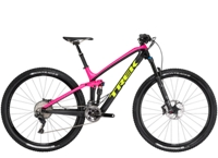 Trek Fuel EX 9.8 29 17.5 Matte Black/Pink/Yellow-P1 - Bikedreams & Dustbikes
