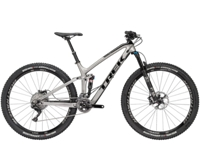 Trek Fuel EX 9.8 29 XT 15.5 Matte Metallic Gunmetal/Gloss Trek Black - Bike Maniac