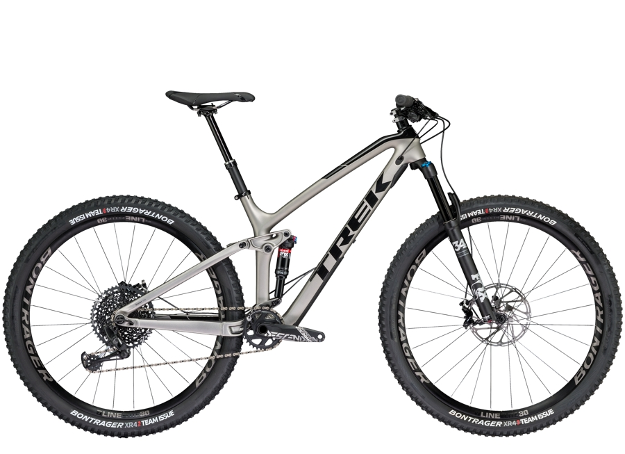 Trek Fuel EX 9.8 29 15.5 Matte Gunmetal/Gloss Black - Trek Fuel EX 9.8 29 15.5 Matte Gunmetal/Gloss Black