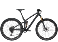 Trek Fuel EX 9.9 29 15.5 Matte Trek Black/Gloss Solid Charcoal - Bike Maniac