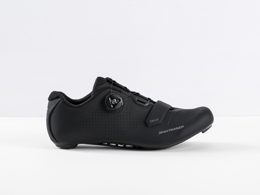 Bontrager Shoe Circuit Mens 46 Black - Bontrager Shoe Circuit Mens 46 Black