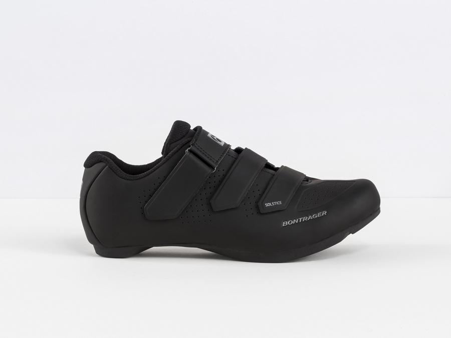 Bontrager Shoe Solstice Mens 45 Black - Bontrager Shoe Solstice Mens 45 Black