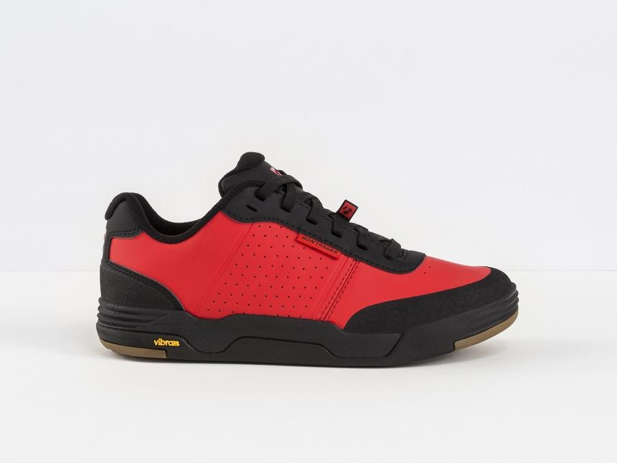 Bontrager Schuh Flatline Mens 41 Viper Red - Bontrager Schuh Flatline Mens 41 Viper Red