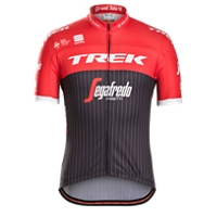 Trikot Sportful Trek-Segafredo Replica XS Black/Red - Bike Maniac