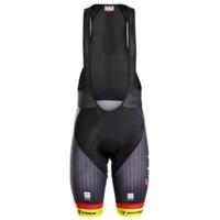 Trägershort Sportful Trek-Segafredo Replica Bib XS Black/Vis - Bike Maniac