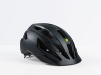 Bontrager Helmet Solstice MIPS Youth Black/Vis CE - Bike Maniac