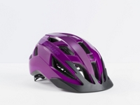 Bontrager Helmet Solstice Youth Purple Lotus CE - Bike Maniac