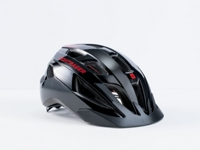 Bontrager Helmet Solstice Small/Medium Black/Red CE - Bike Maniac