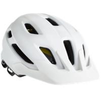 Bontrager Helmet Quantum MIPS Small White CE - Bike Maniac