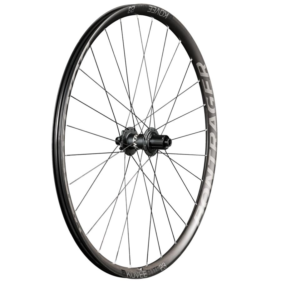 Bontrager Wheel Rear KoveeElite23 29D 148 Anthracite/Black - Bontrager Wheel Rear KoveeElite23 29D 148 Anthracite/Black