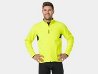 Bontrager Jacke Circuit Softshell XS Visibility Yellow - Bike Maniac