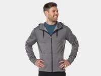 Bontrager Jacket Evoke Hoodie Large Charcoal - Fahrräder, Fahrradteile und Fahrradzubehör online kaufen | Allgäu Bike Sports Onlineshop