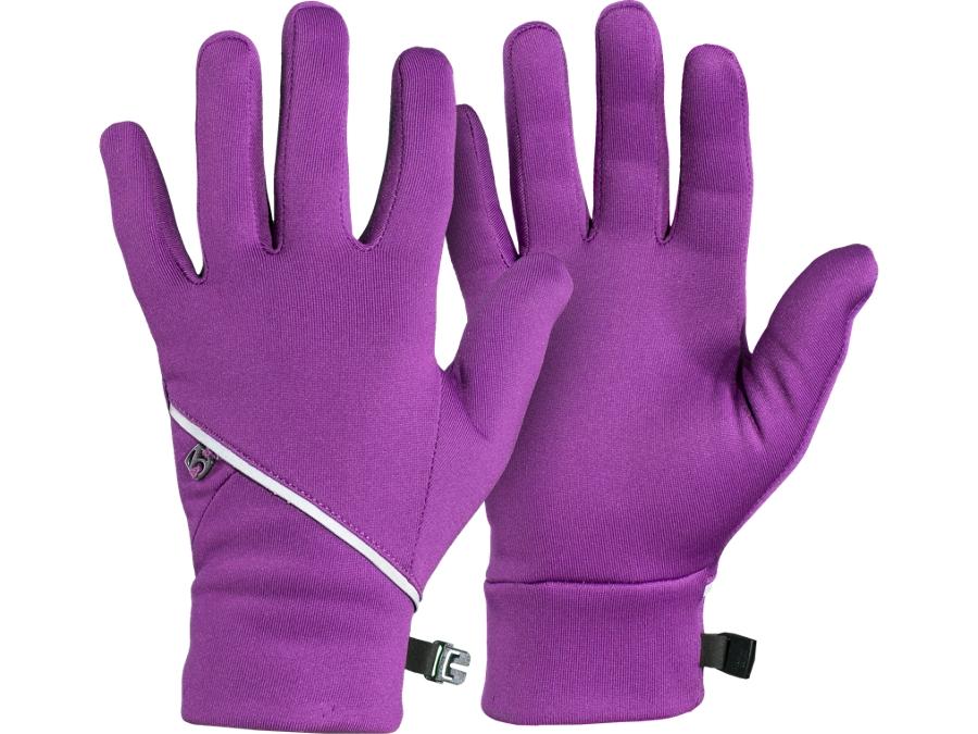 Bontrager Handschuh Vella Thermal XS Purple Lotus - Bontrager Handschuh Vella Thermal XS Purple Lotus