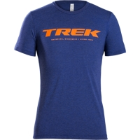 Shirt Trek Waterloo Tee M Navy - 2-Rad-Sport Wehrle