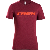 Shirt Trek Waterloo Tee M Red - 2-Rad-Sport Wehrle