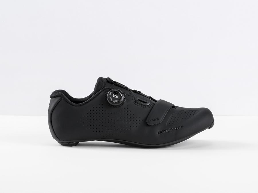 Bontrager Schuh Velocis Men 47 Black - Bontrager Schuh Velocis Men 47 Black