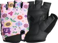 Bontrager Handschuh Kids S/M (46J.) Pink Flowers - Bike Maniac