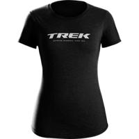 Shirt Trek Waterloo Tee Womens XXL Black - Bike Maniac