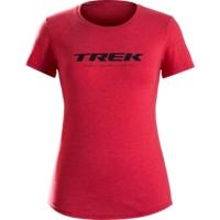 Shirt Trek Waterloo Tee Womens S Red - Bike Maniac