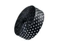 Bontrager Lenkerband Gel Cork Dots Black - Bike Maniac