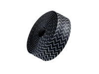 Bontrager Lenkerband Gel Cork ZagZig Black - Bike Maniac
