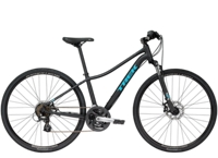 Trek Neko 1 Womens 14 Matte Trek Black - Radsport Jachertz