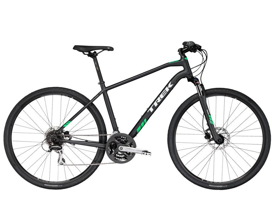 Trek DS 2 15.5 Matte Black Pearl - Trek DS 2 15.5 Matte Black Pearl